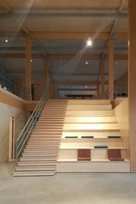 trap store3d hoofdkantoor