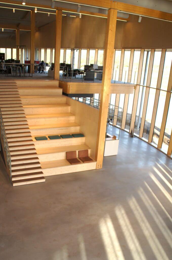 nieuwbouw store3d trappen